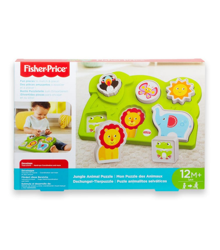 FISHER PRICE ECL Puzzle