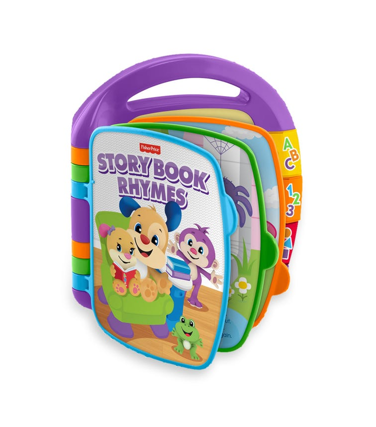 FISHER PRICE Laugh & Learn Storybook Rhymes (English)