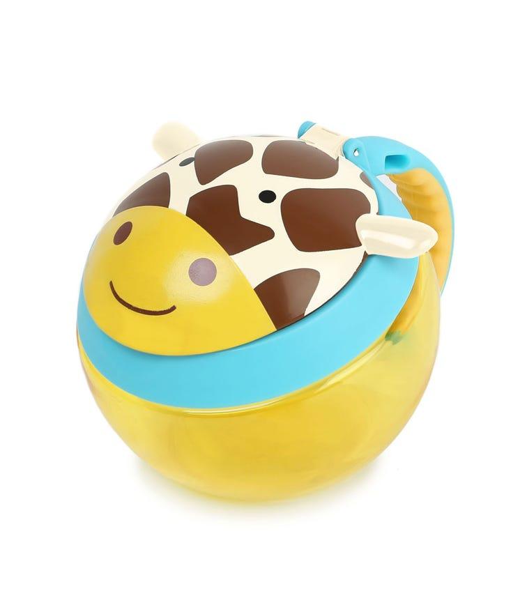 SKIP HOP Zoo Snack Cup Giraffe