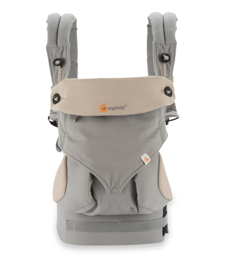 ERGOBABY 360 Baby Carrier - Grey