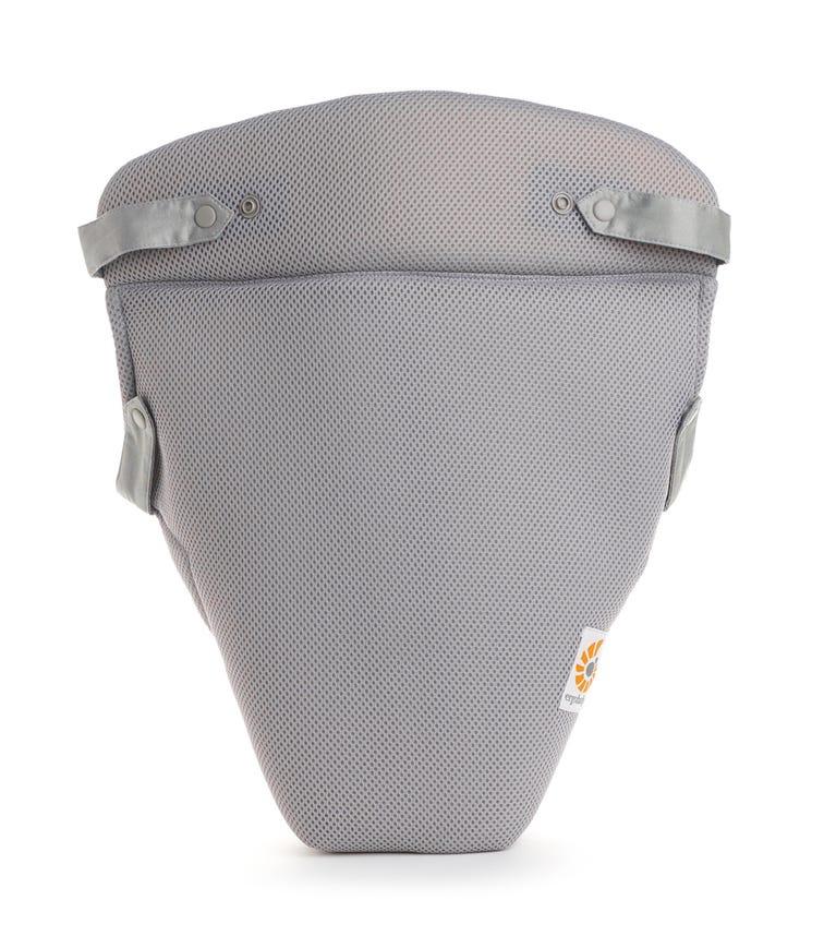 ERGOBABY 360 & Original - Easy Snug Infant Insert Cool Air Mesh Grey