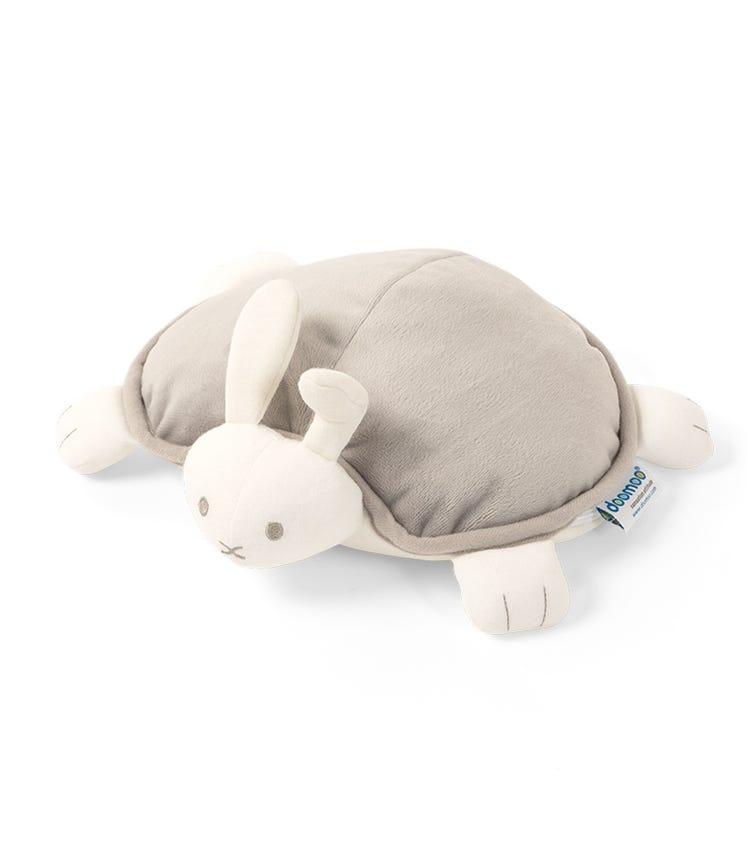 DOOMOO Snoogy Rabbit Grey