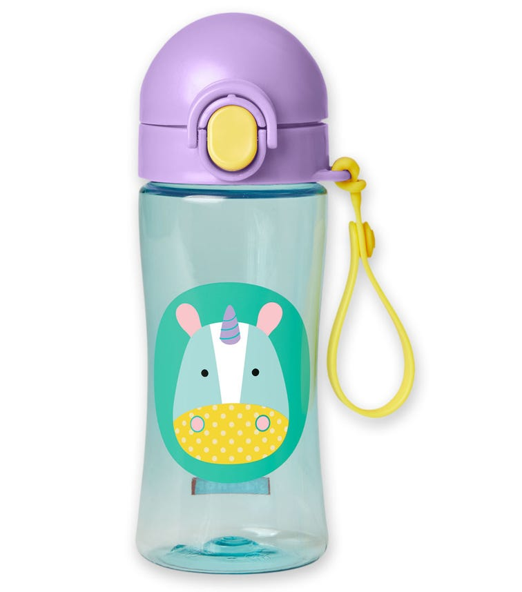 SKIP HOP Zoo Sport Bottle Unicorn