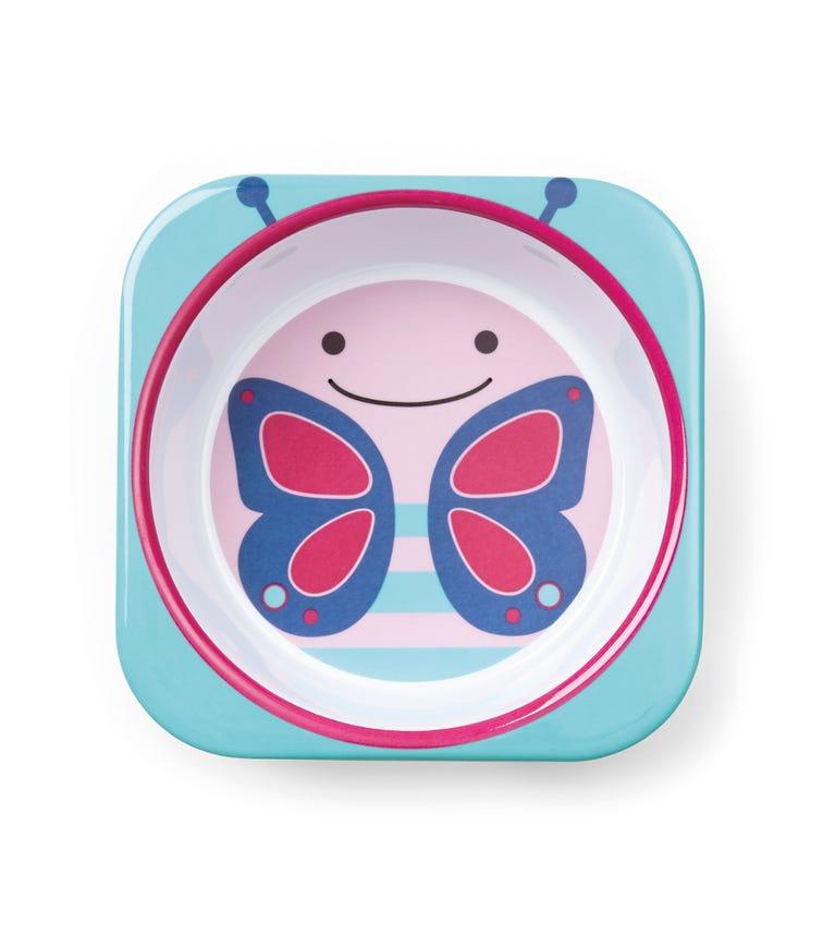 SKIP HOP Zoo Tableware Set Butterfly