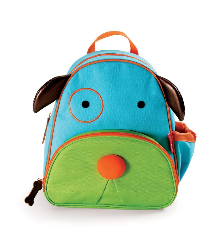 SKIP HOP Zoo Backpack Dog