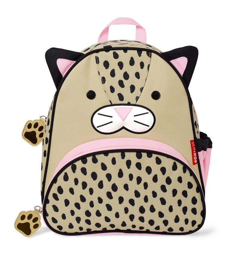 SKIP HOP Zoo Backpack Leopard