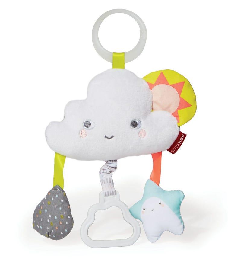 SKIP HOP Silver Lining Jitter Stroller Toy