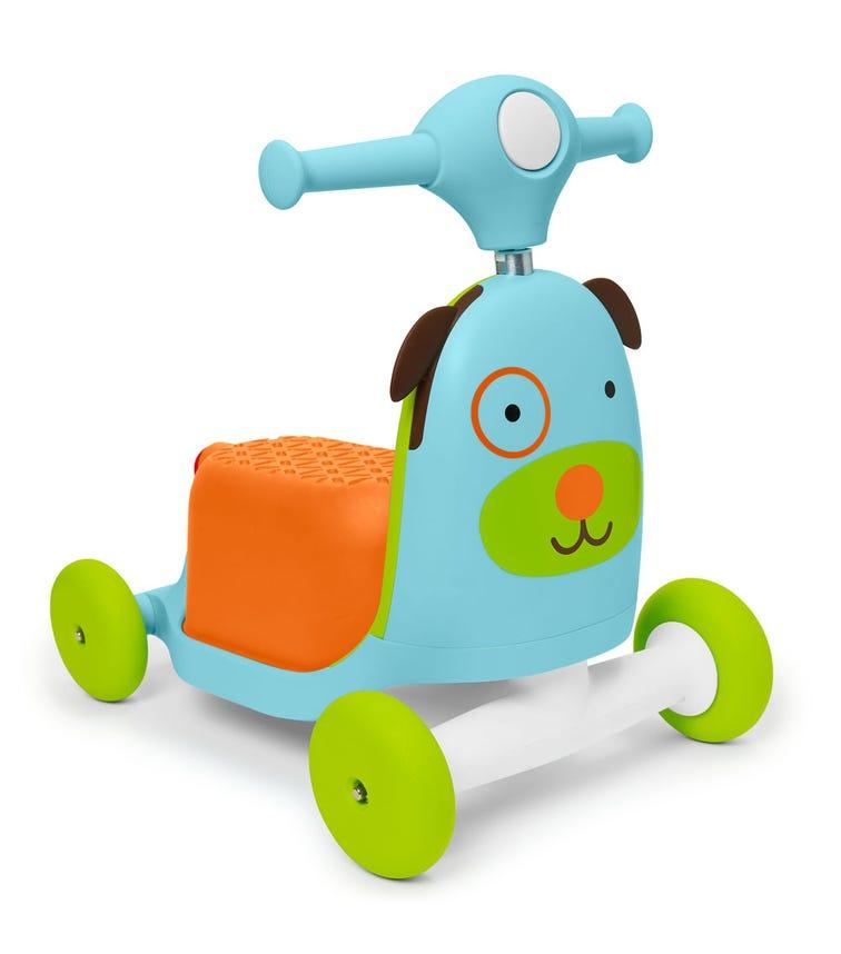 SKIP HOP Zoo Ride-On Toy Dog