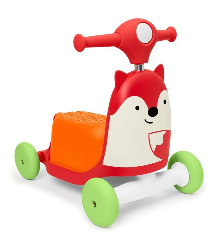 SKIP HOP Zoo Ride-On Toy Fox