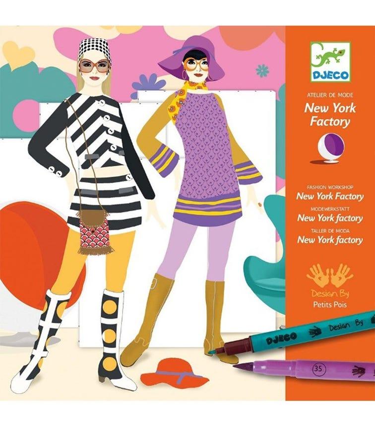 DJECO New York Factory Fashion