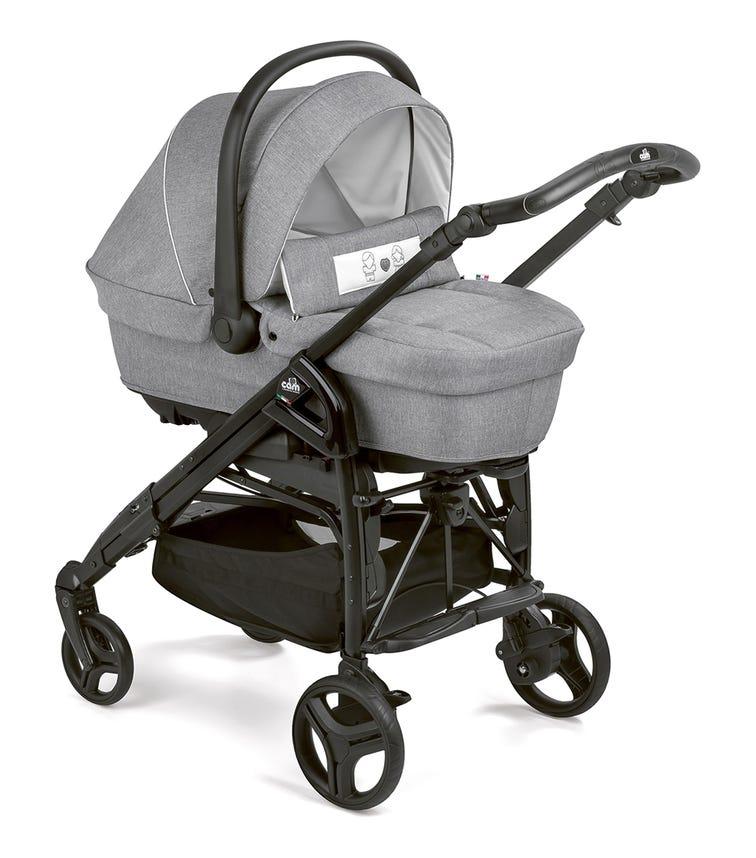 CAM - Combi Family Travel System - Grey
