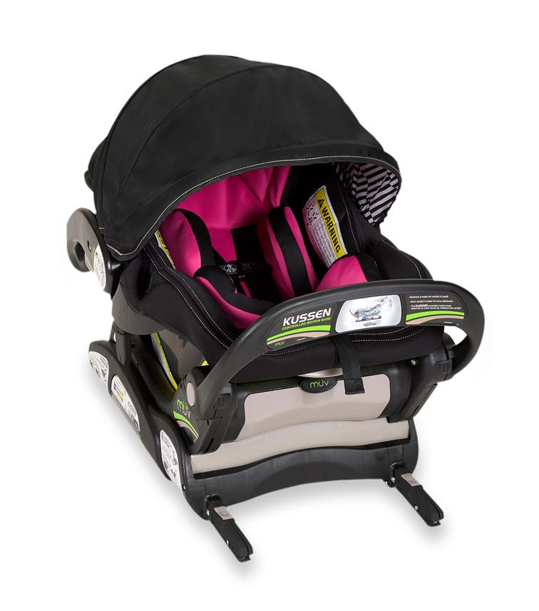 BABYTREND Kussen Muv Infant Car Seat Candy