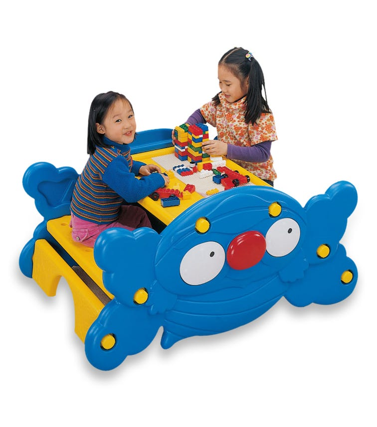 CHING CHING Clown Seesaw & Bee Table