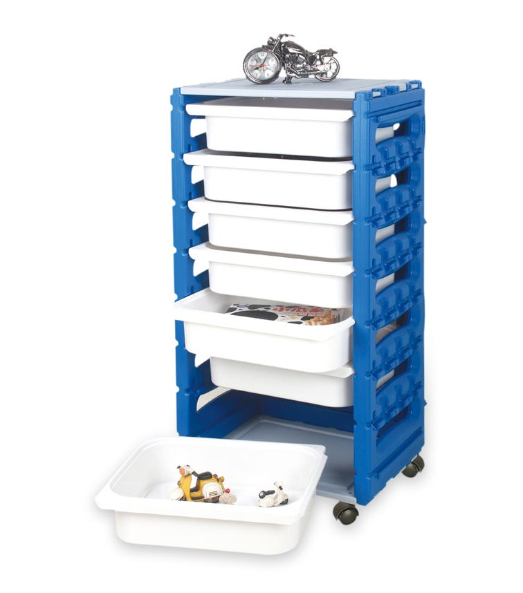 CHING CHING 7 Drawers Cabinet With Castor