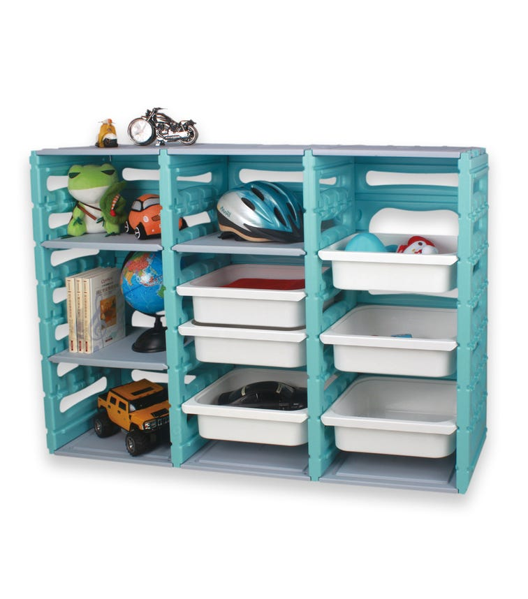CHING CHING 3 Cabinet With 6 Drawers & 3 Plates