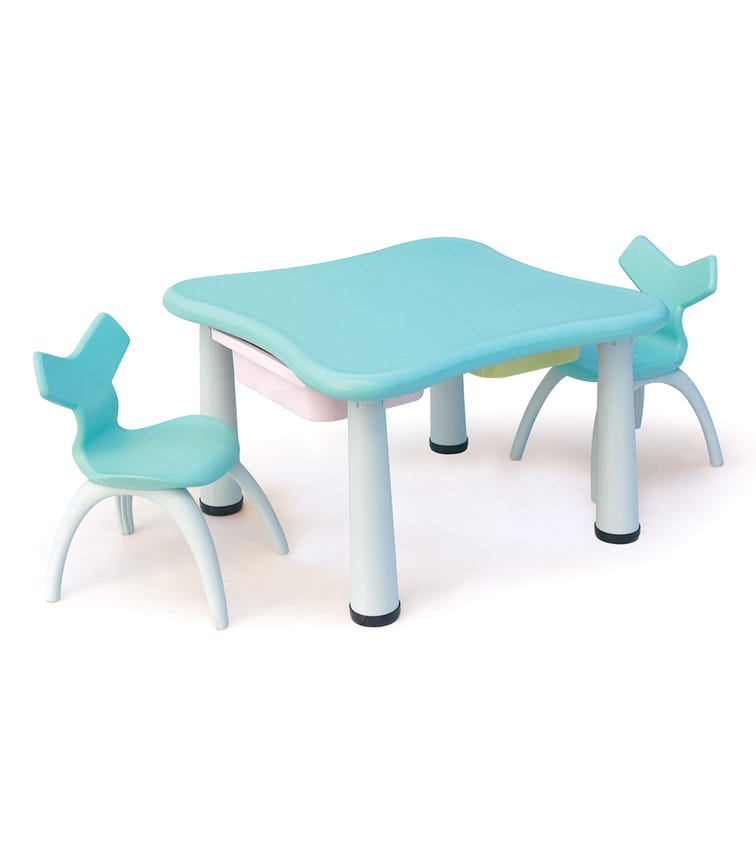 CHING CHING Table + 2 Chairs