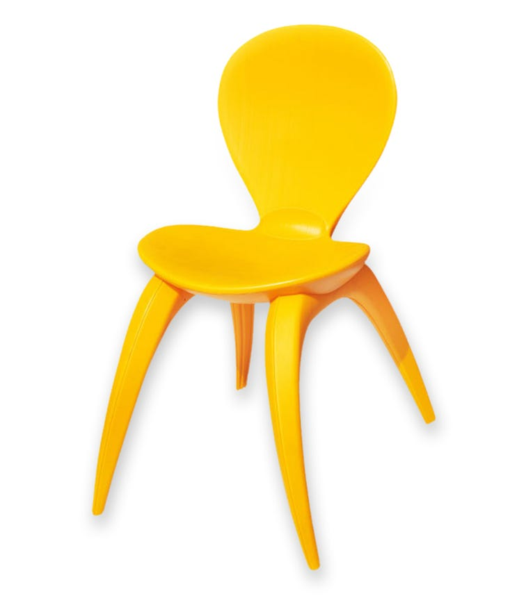 CHING CHING Chair (Red/Blue/Green/Yellow)