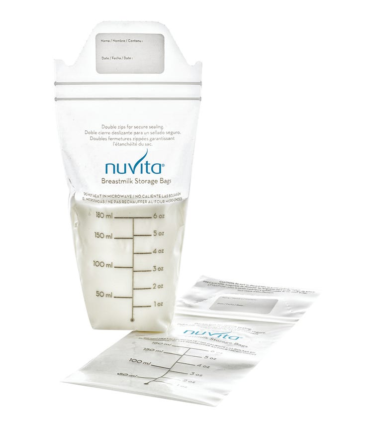 NUVITA Breastmilk Storage Bags