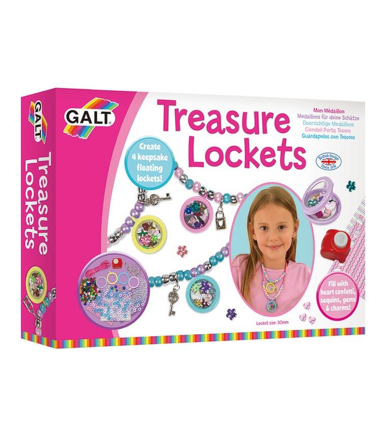GALT Treasure Lockets Kids