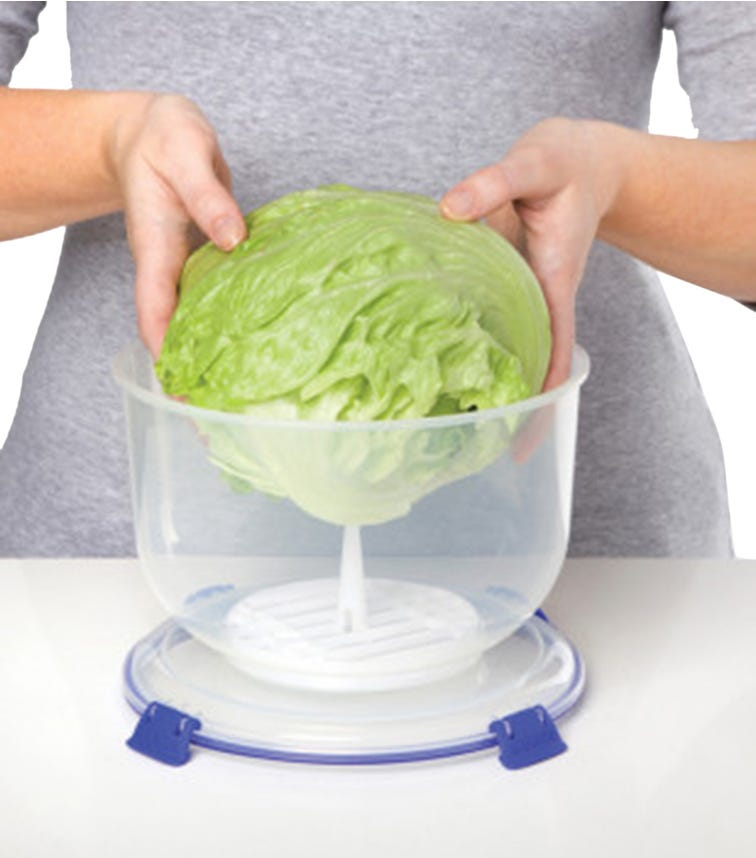 SISTEMA Lettuce Crisper - Blue