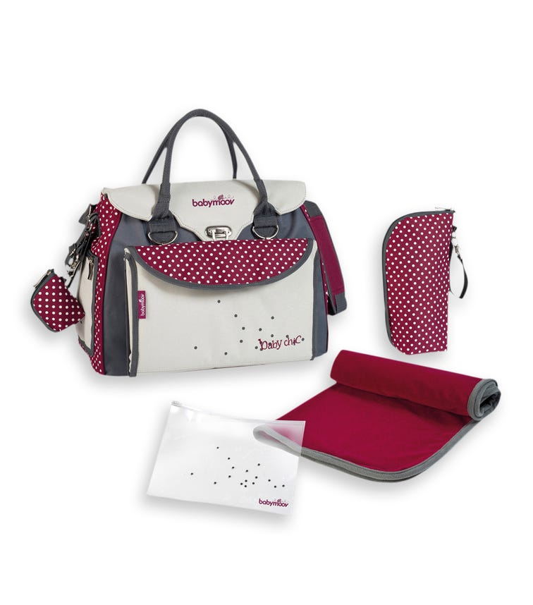 BABYMOOV Maternity & Changing Bag Baby Style - Chic