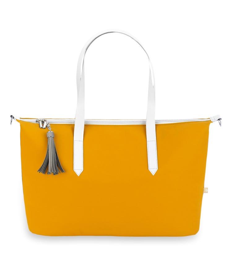 BABYMOOV Changing Bag Le Champ Elysees - Saffron