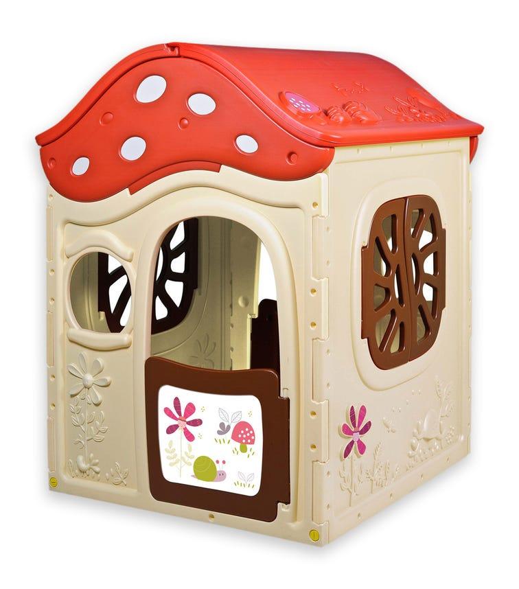 CHING CHING Mushroom Play House