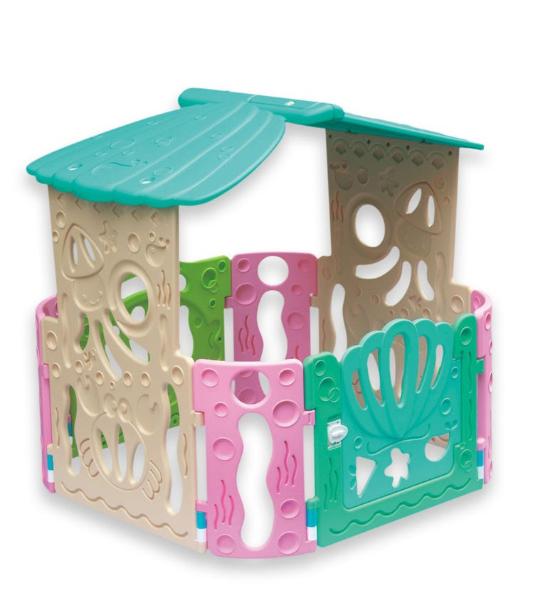 CHING CHING Ocean World Play House