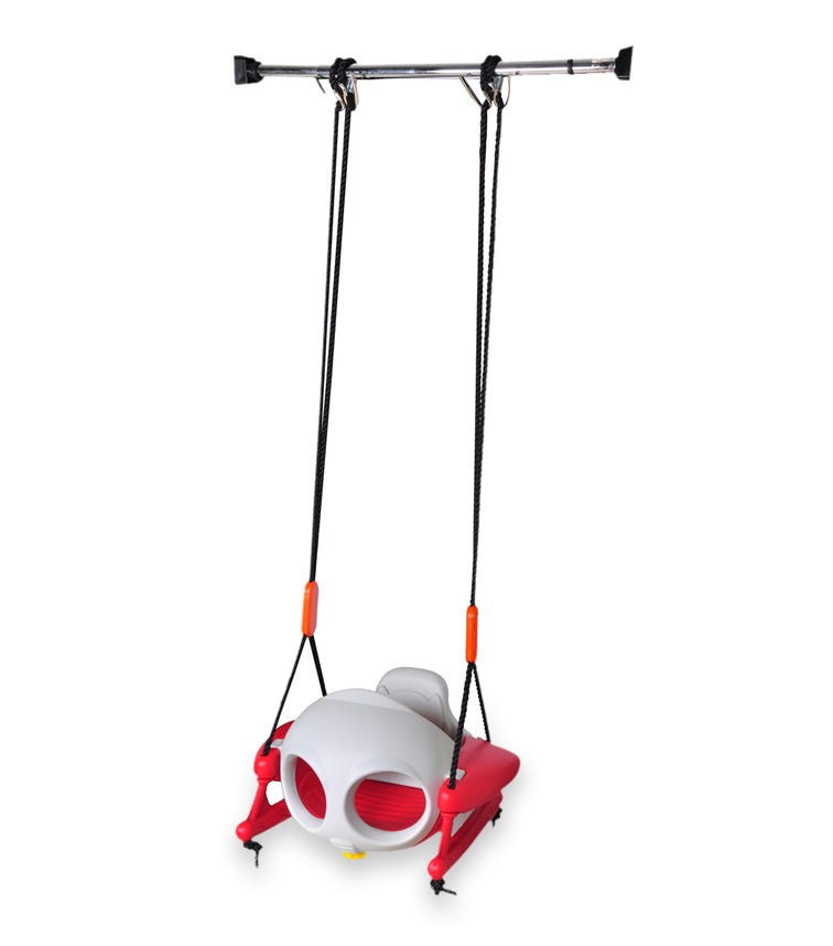CHING CHING Flying Swing Without Hanging Bar