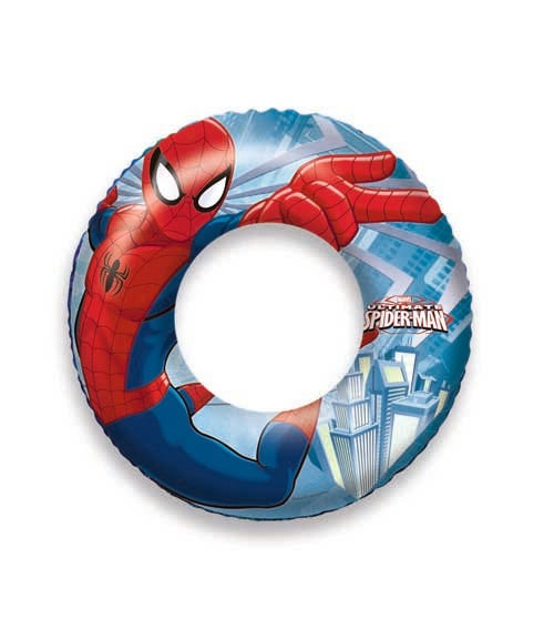 BESTWAY Spiderman Swim Ring 56cm