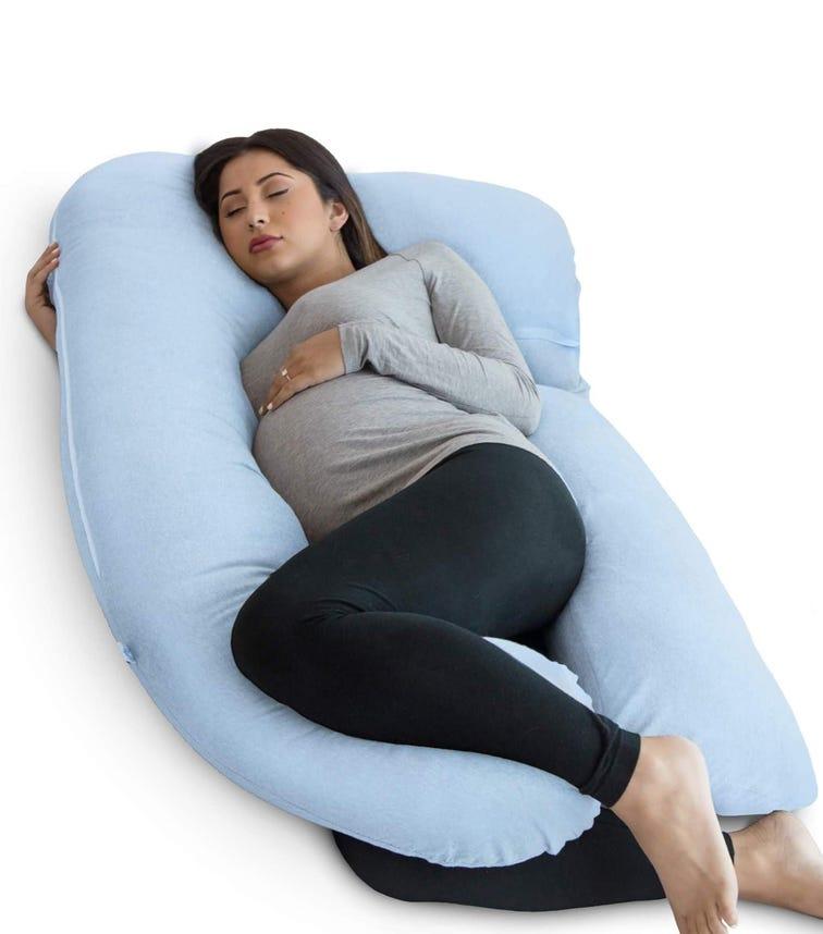 PHARMEDOC Full Body Gnancy Maternity Pillow Shapelight
