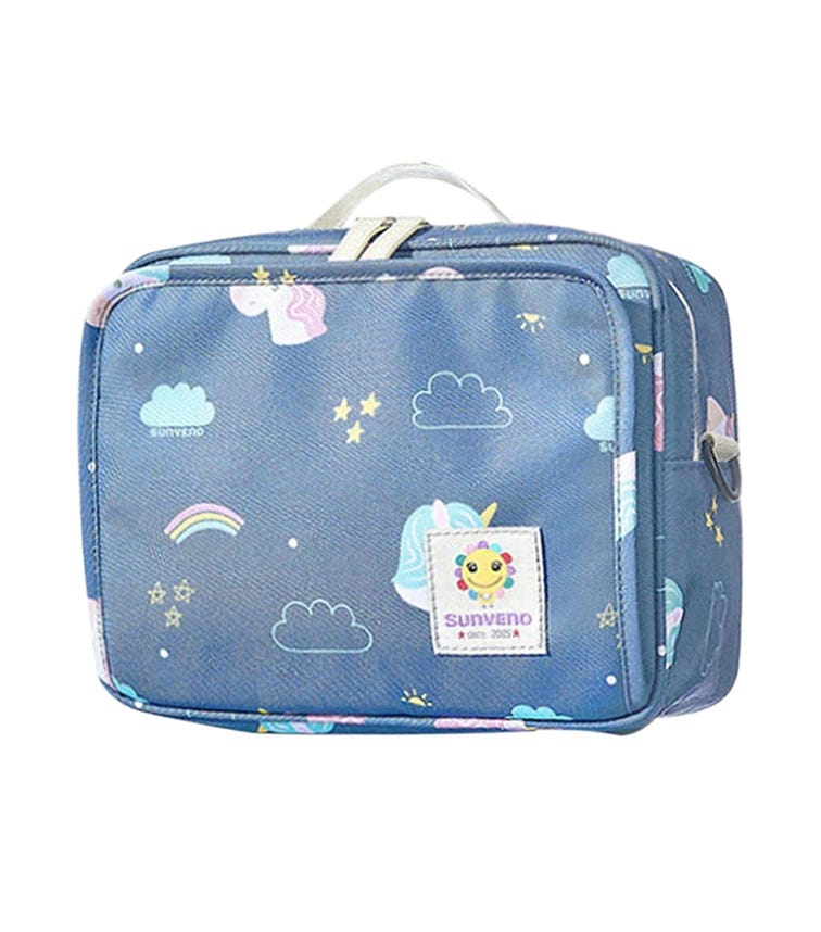 SUNVENO Diaper Changing Clutch Kit Large - Blue
