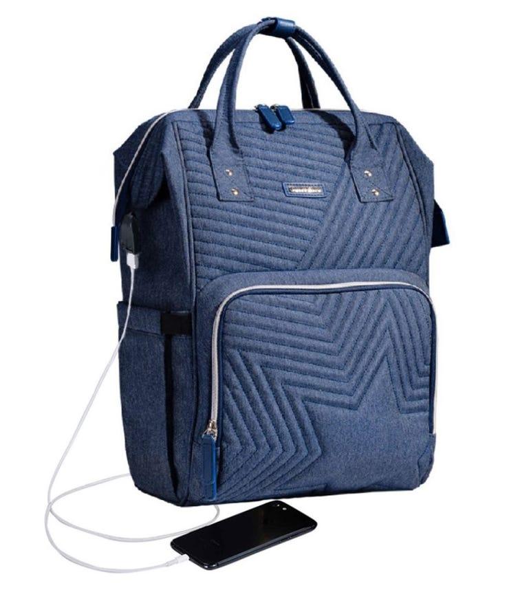SUNVENO Diaper Bag - Nova Blue