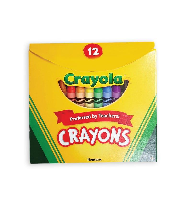 VTECH 12 Crayons - Tuck Box