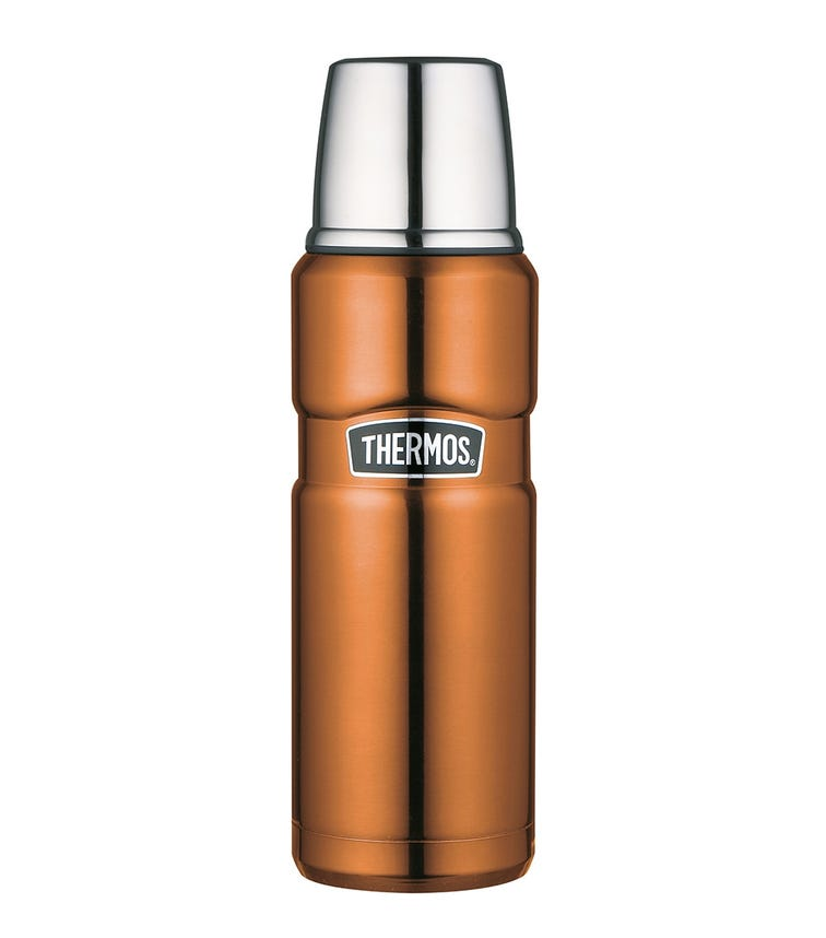 THERMOS - Stainless King Flask 470 ML, Copper