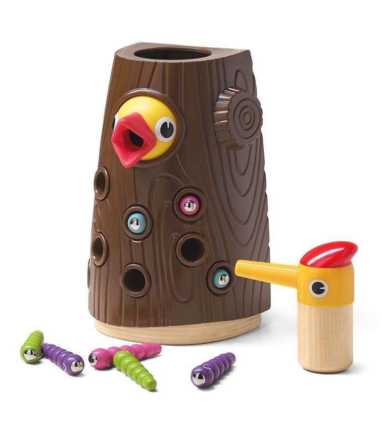 TOPBRIGHT Woodpecker Feeding Games