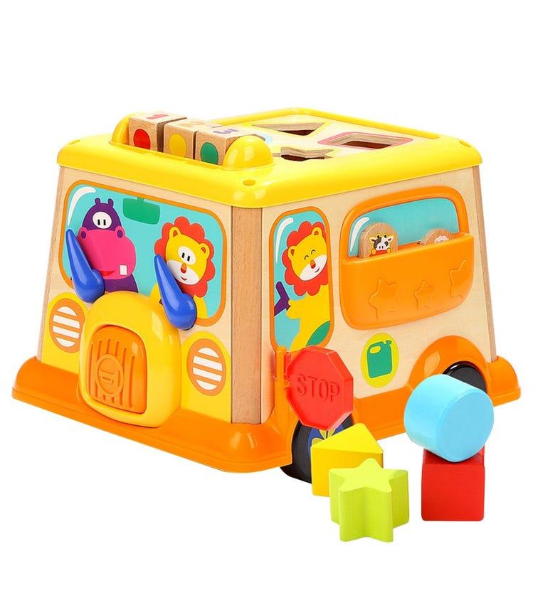 TOPBRIGHT My First School Bus