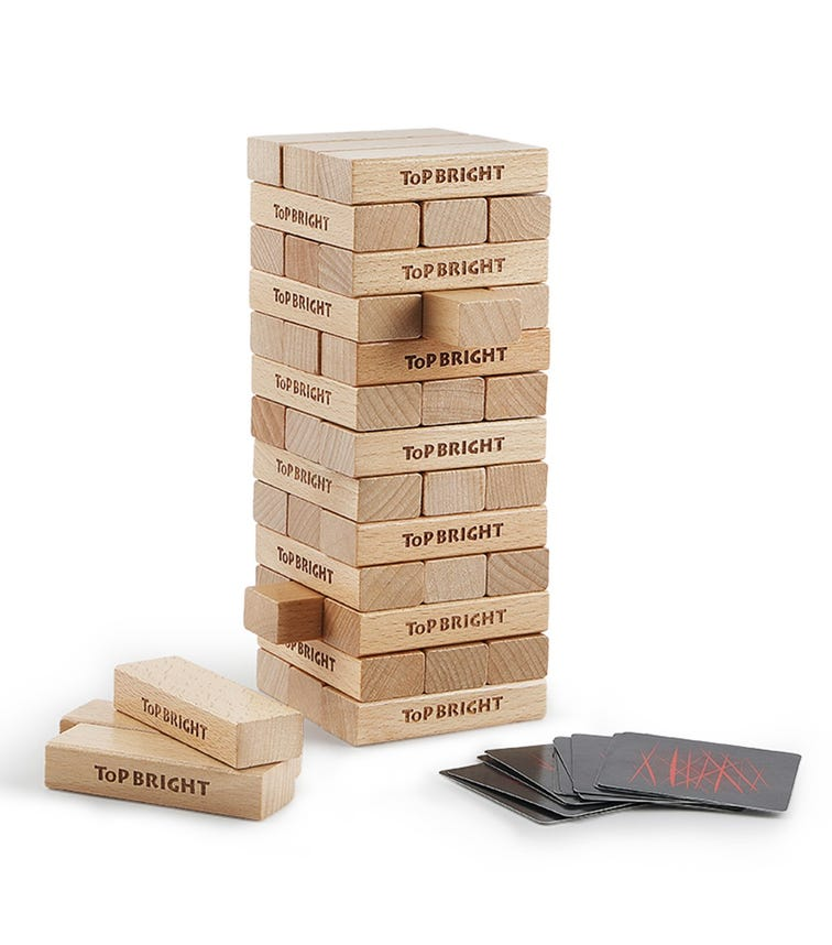 TOPBRIGHT Stacking Games