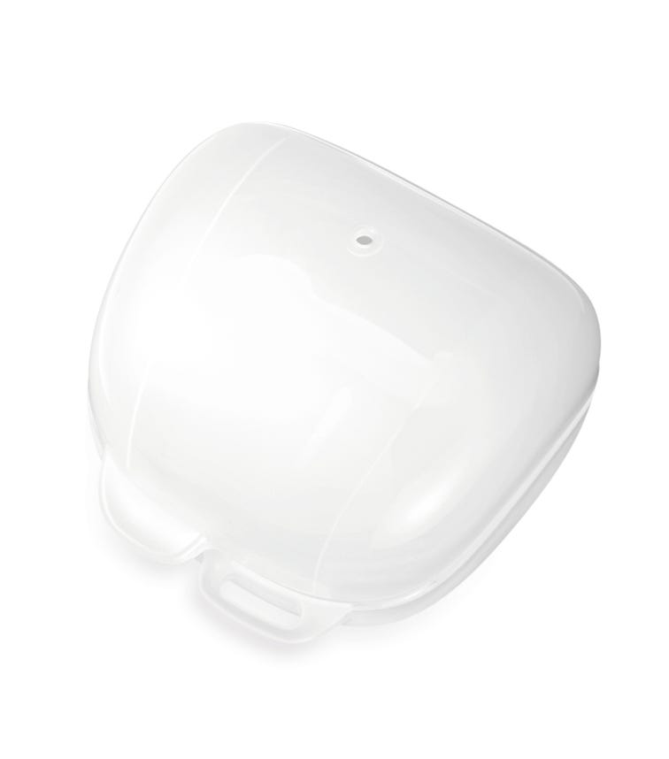 NIP Soother Box - White