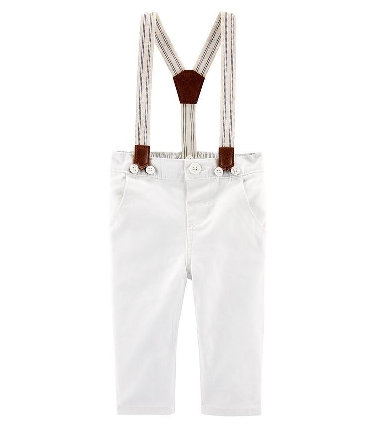 OSHKOSH Suspender Pants