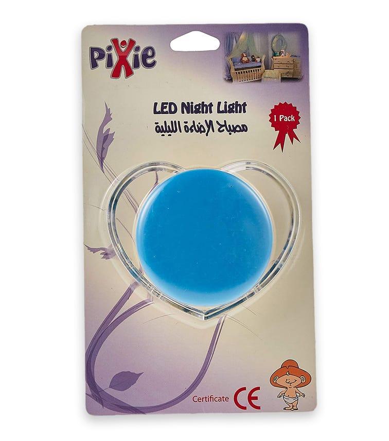 PIXIE LED Night Light Blue