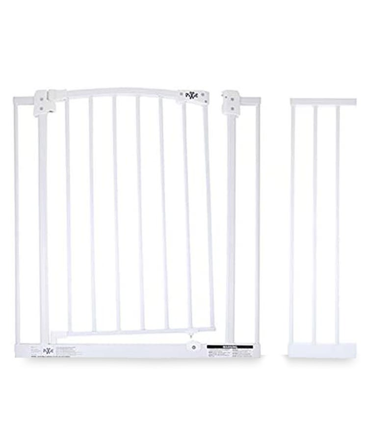 PIXIE Safety Gate With Extension - 20Cm , Set Of 1