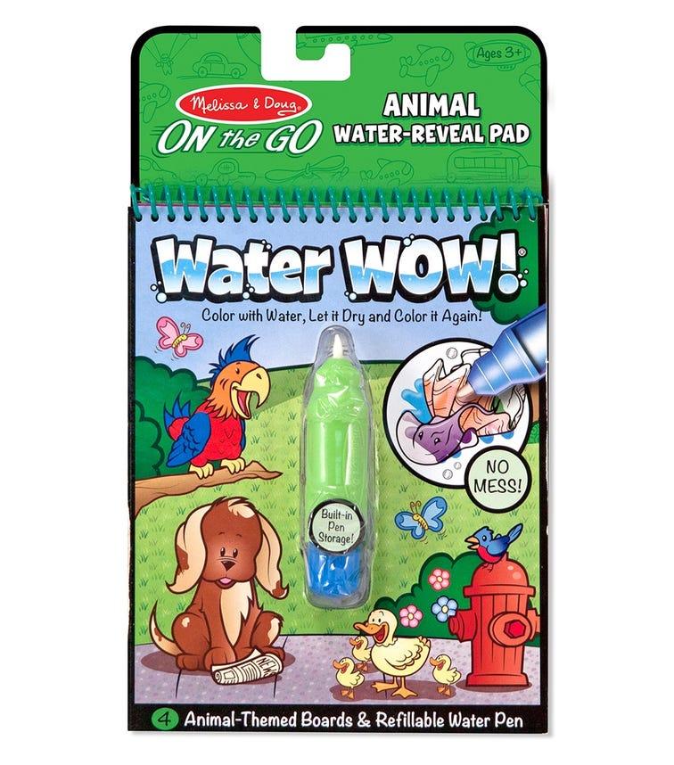 MELISSA&DOUG Water Wow Animals