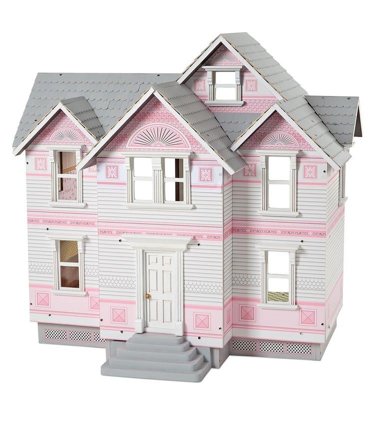 MELISSA&DOUG Victorian Dollhouse