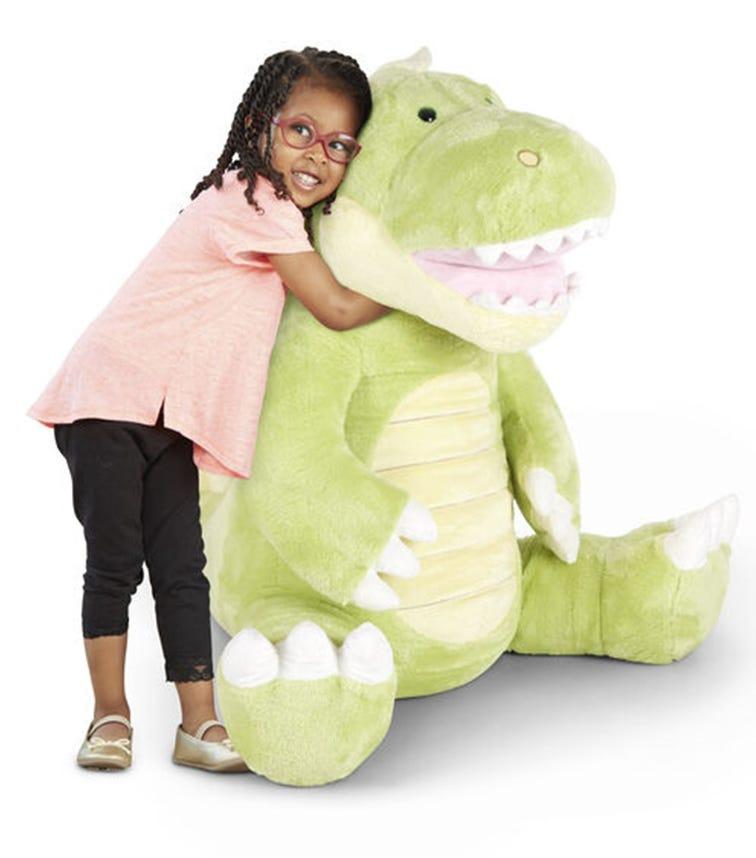 MELISSA&DOUG Gentle Jumbo Dinosaur