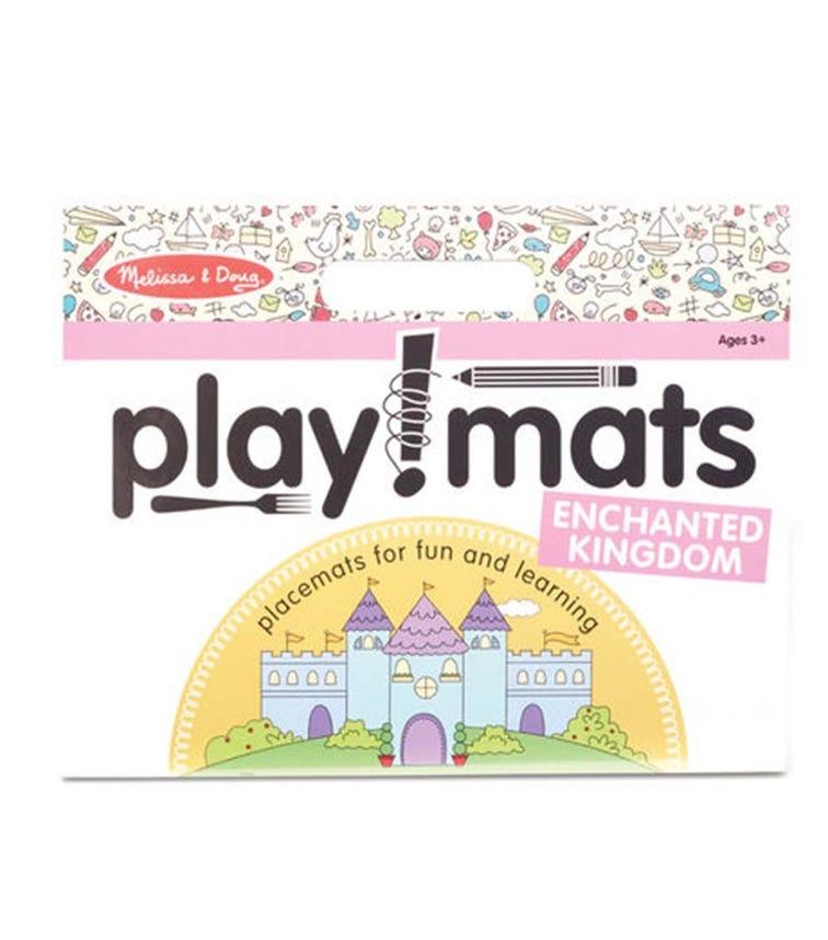 MELISSA&DOUG Playmats Enchanted Kingdom