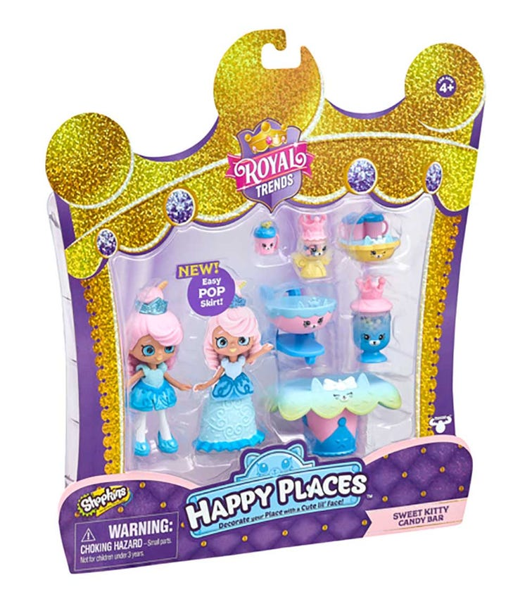 HAPPY PLACES SPK S7 Welcome Pack Sweet Kitty Candy Bar
