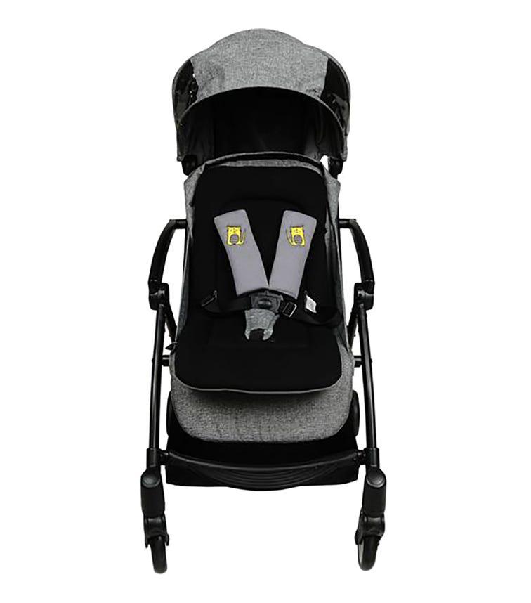 UBEYBI Stroller Cushion Set Black/Grey