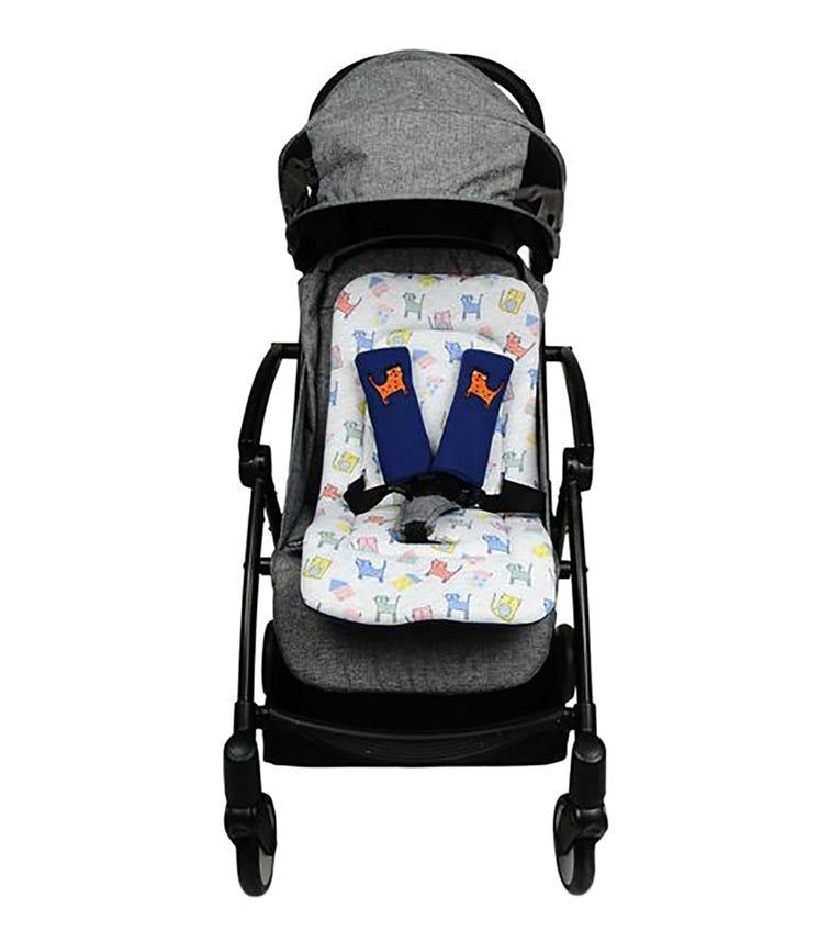 UBEYBI Stroller Cushion Set Blue