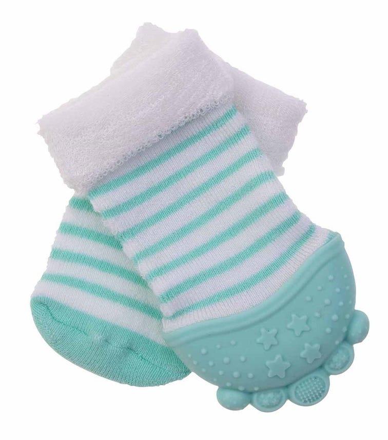 NUBY Teething Socks (1 Pack)